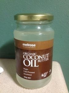 Coconut Butter... MMMM