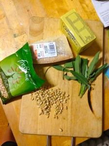 Good ingredients!